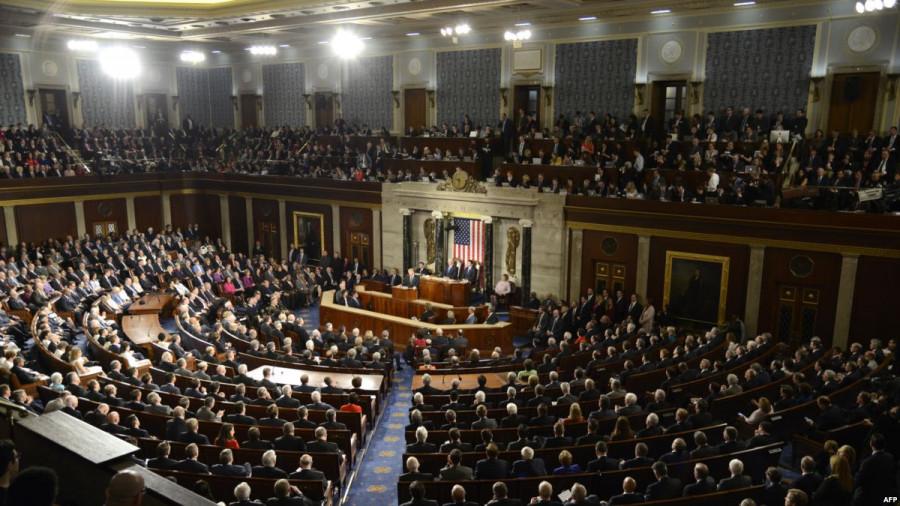 Обе палаты Конгресса США снова не стали голосовать по бюджету