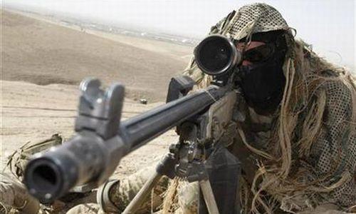 Басурин сообщил о переброске под Мариуполь прошедших подготовку по стандартам НАТО снайперских групп