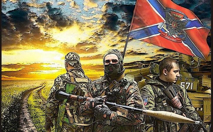 «Крестик снять, либо трусы одеть»: Командир о Донбассе