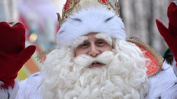 Россияне рассказали, что хотели бы попросить у Деда Мороза