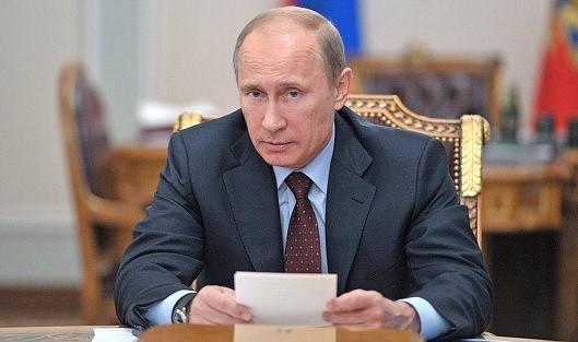 Путин освободил от должности прокурора Москвы Чурикова