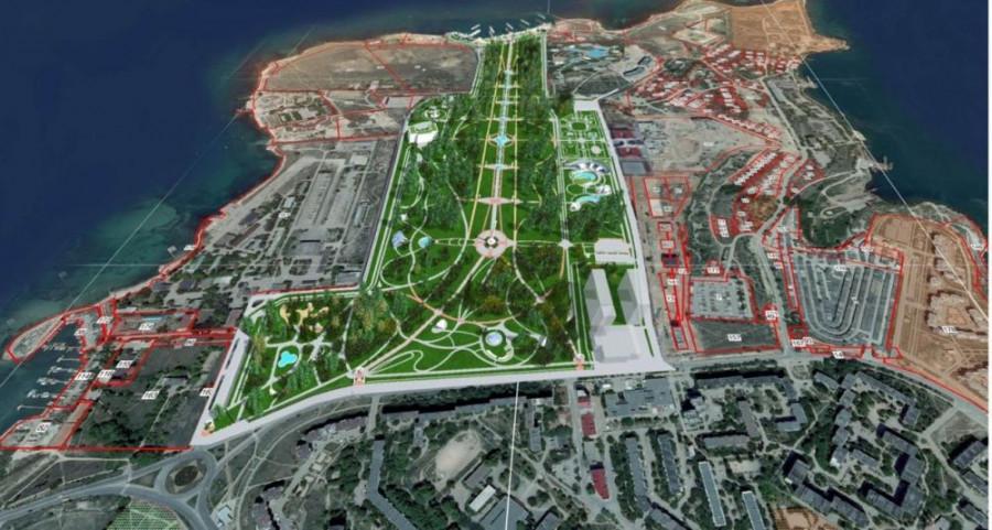 ForPost - Новости : Территория парка Победы в Севастополе увеличится на 12 гектаров