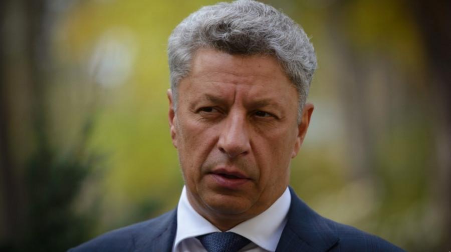 Оппозиционер Бойко рассказал, каким образом намерен возвращать Донбасс