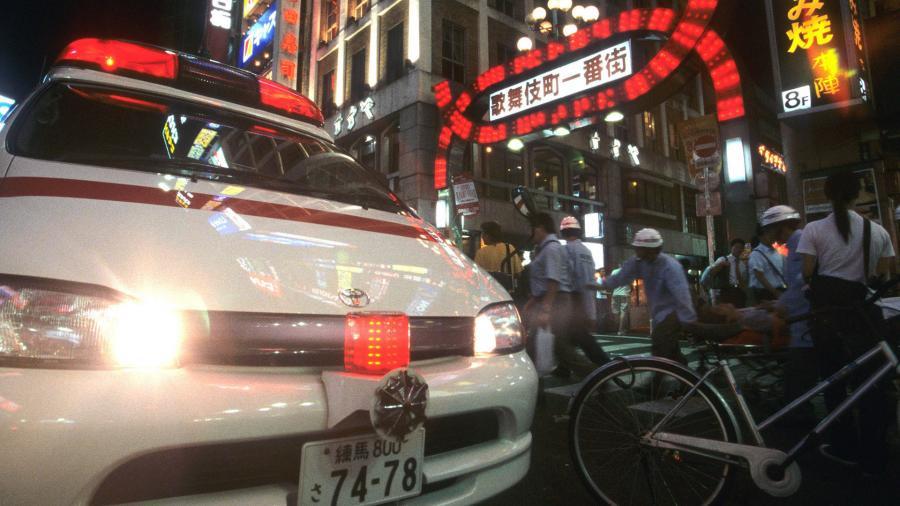 СМИ: В Японии в результате теракта пострадали 8 человек