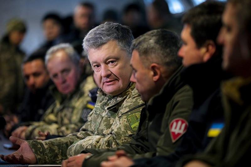 На Украине в новогоднюю ночь грозили Крыму оккупацией