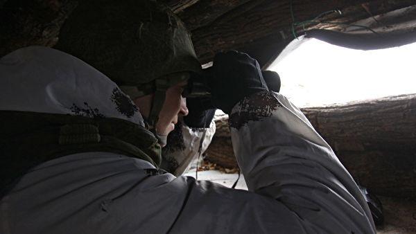 В ДНР взяли в плен украинского силовика