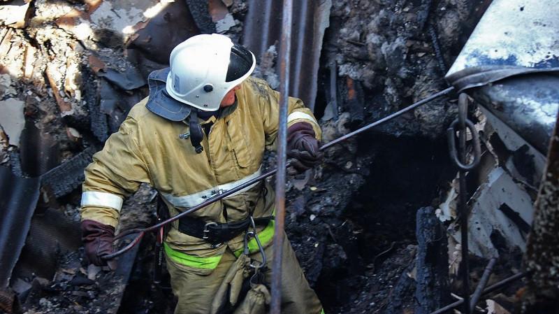 Пожары в Крыму унесли жизни трех человек