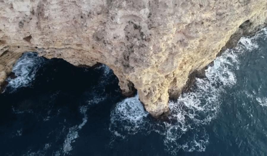 Пропавшего в Севастополе парня нашли в море у скал Фиолента