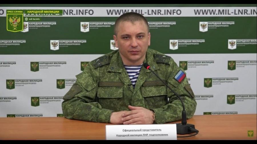 Киев перебрасывает к линии соприкосновения технику для провокаций – Народная милиция ЛНР