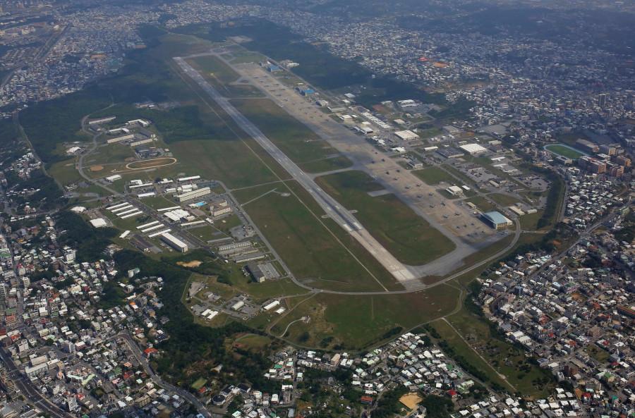 США развернут на Окинаве реактивные системы залпового огня