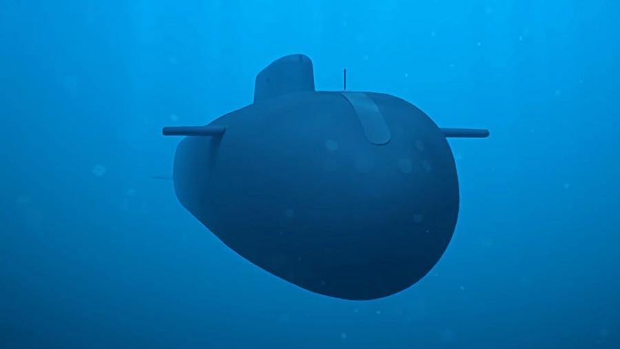 СМИ узнали скорость атомного подводного беспилотника «Посейдон»