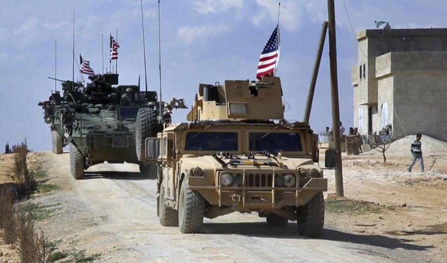Войска США начали выходить из Сирии