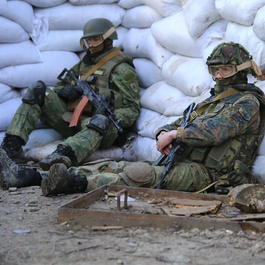 Киевские силовики два раза за минувшие сутки обстреляли позиции Народной милиции ЛНР