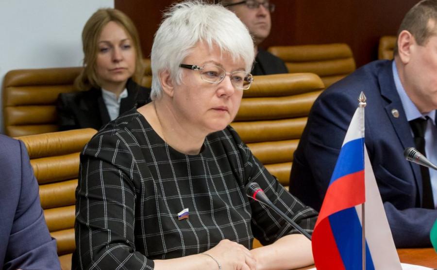 Почти полдень: сенатор от Севастополя Ольга Тимофеева