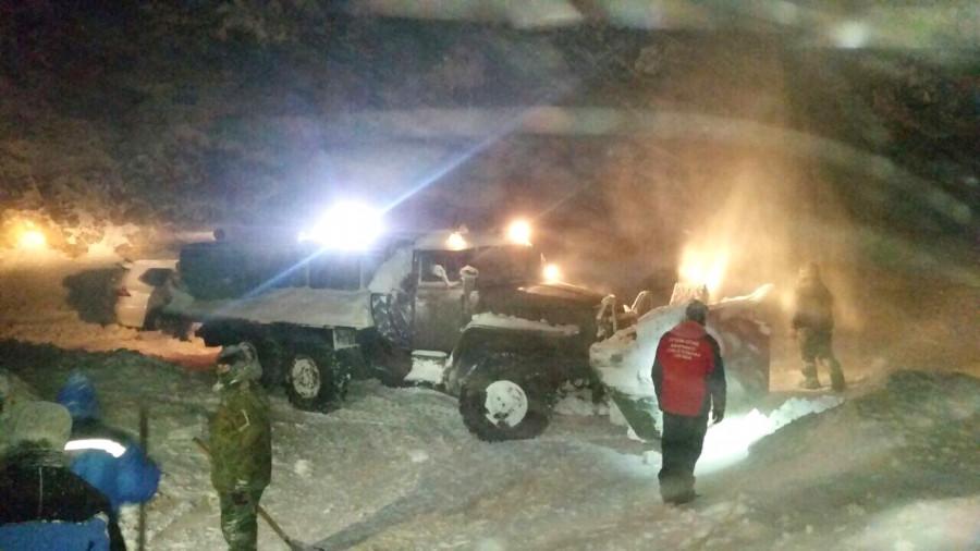 Спасательная операция на Ай-Петри завершена