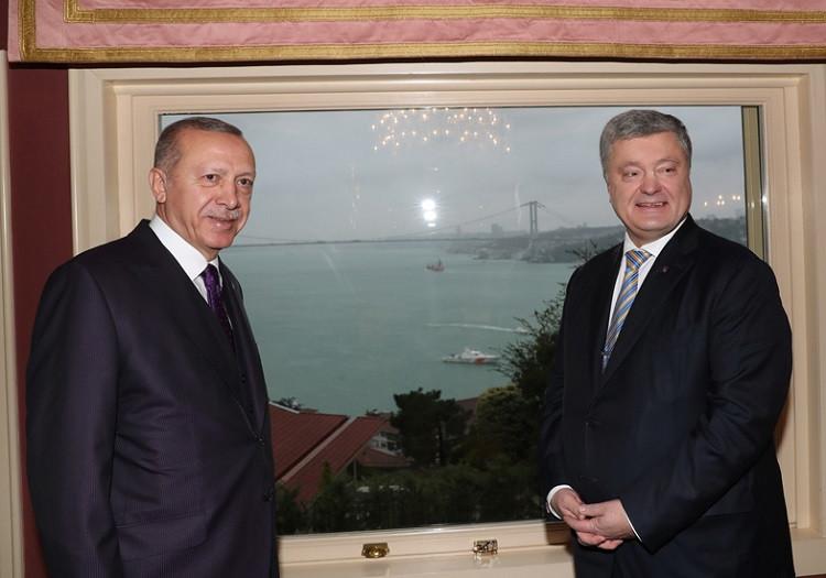 Украина и Турция вновь мутят воду вокруг Крыма
