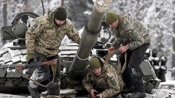 Киев использует перемирие для ведения диверсионной войны, заявили в ДНР