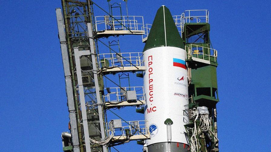 Запуск грузового корабля «Прогресс МС-11» к МКС перенесли