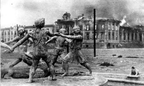 «Сталинградскую битву» выставят в Севастополе