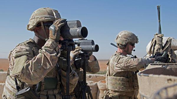 Турция попросила США передать ей американские базы в Сирии