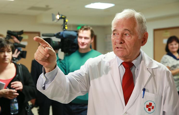 Рошаль рассказал о состоянии спасенного в Магнитогорске ребенка
