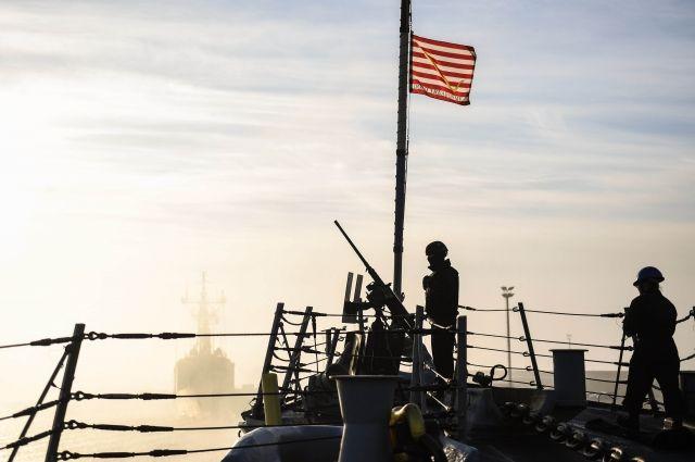 ВМС США провели испытания гиперзвуковых снарядов – USNI News