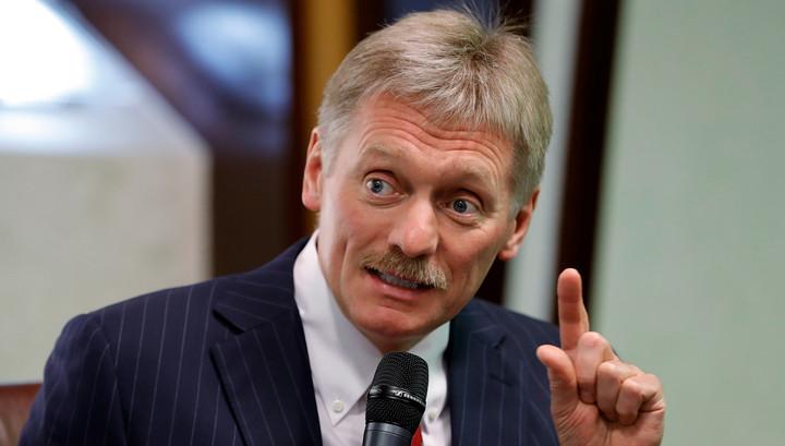 Песков: Россия достигла понимания с WADA