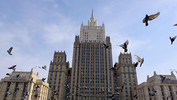 Токио отказался комментировать вызов своего посла в МИД России
