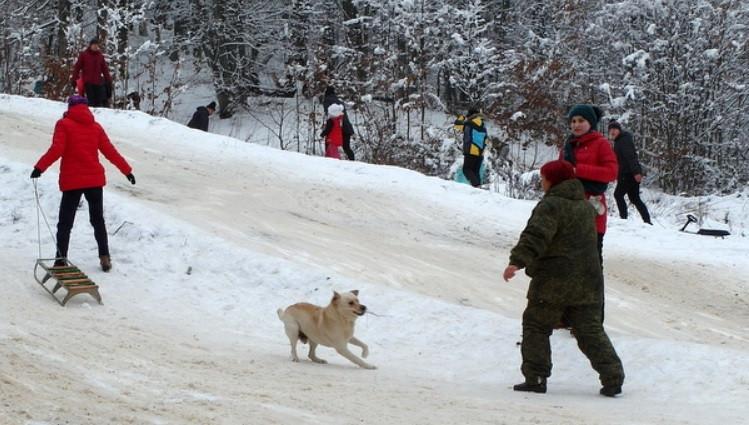 Где в Крыму найти снег зимой