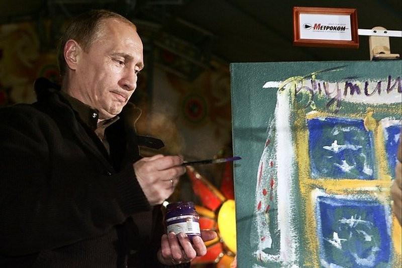 Путину предложили создать в Севастополе вуз для художников