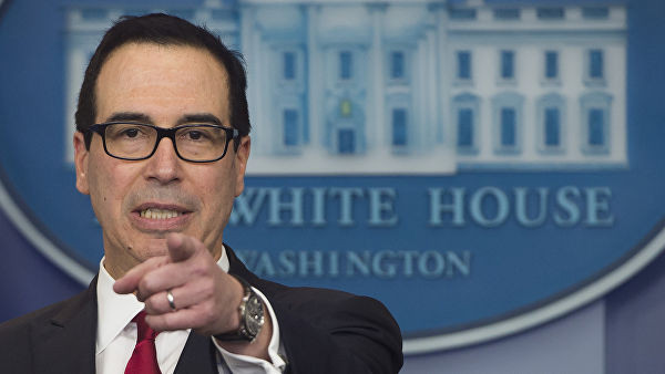 """Демократы выразили недовольство показаниями главы Минфина США о """"Русале"""""""
