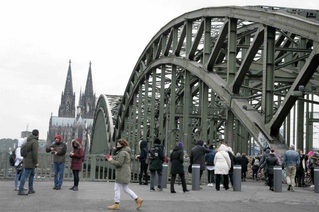 Жители Германии признались в массовой неприязни к российским туристам