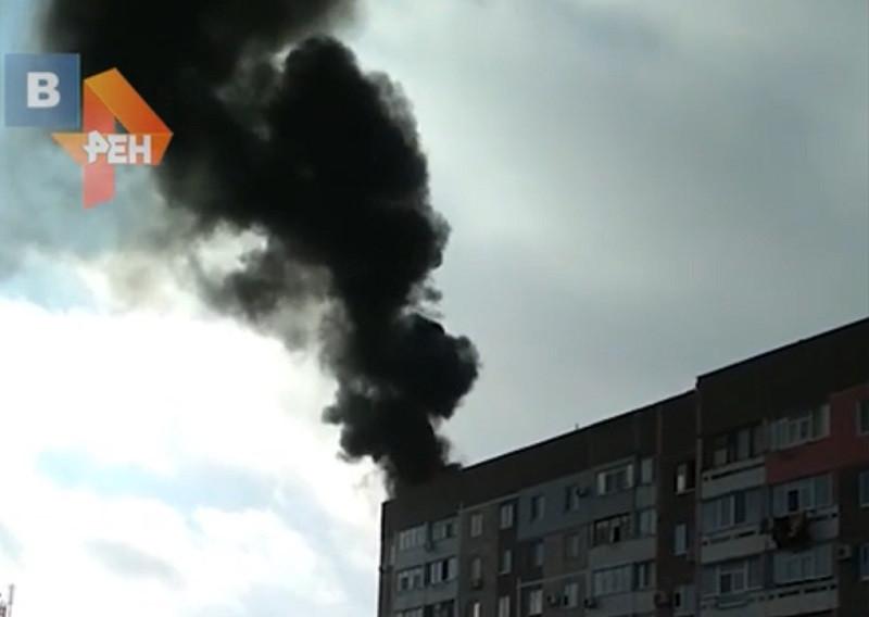 В многоквартирном доме Щелкина произошёл взрыв
