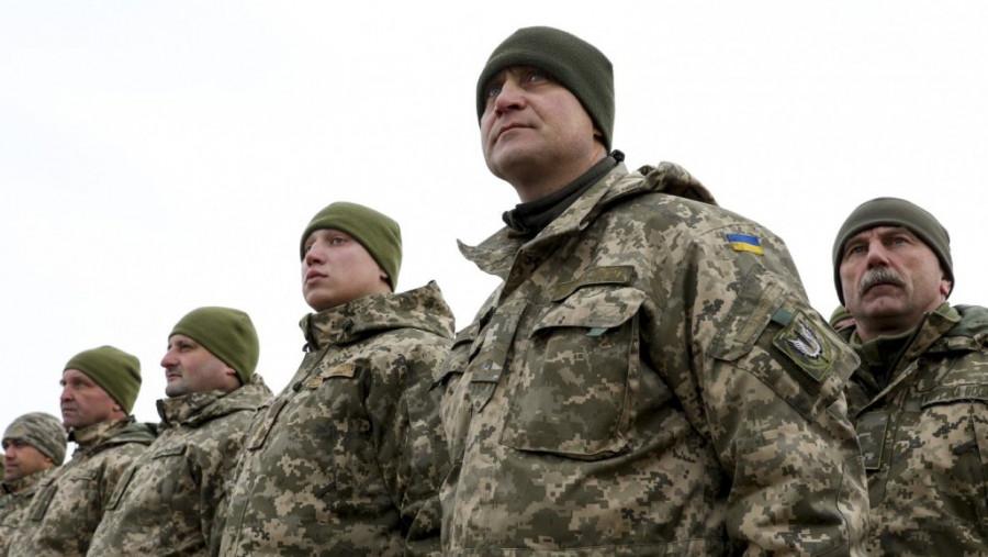 Стало известно, сколько украинских силовиков погибло в Донбассе в 2018 году