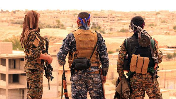 В Сирии заявили о задержании двух боевиков ИГ* с российским гражданством