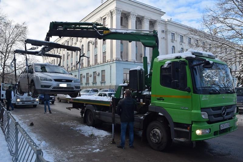 Сколько придется заплатить за эвакуацию машины в Крыму
