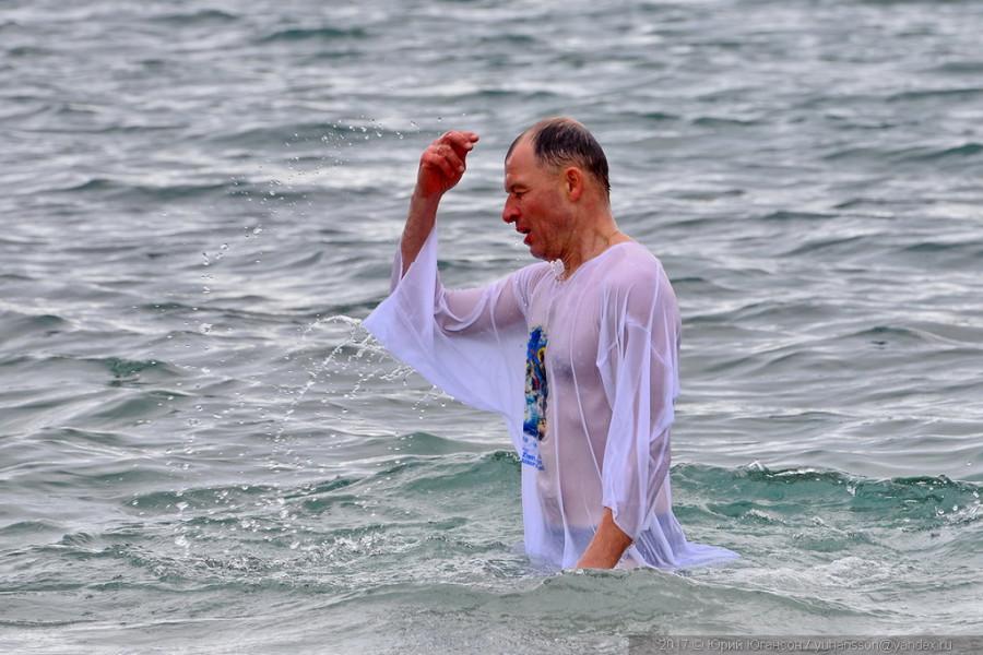 Как природа поступит с севастопольцами на крещенской неделе