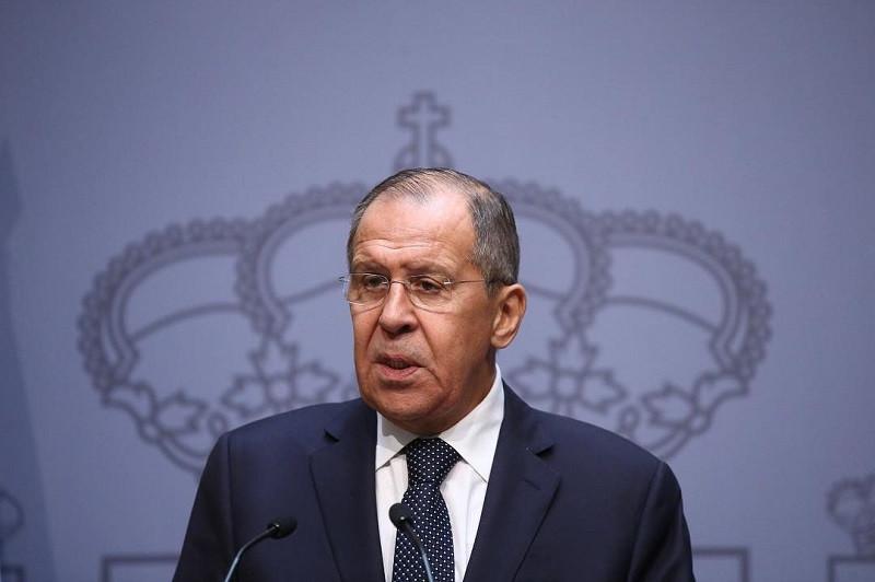 Кулак Лаврова сорвал провокации Украины против Крыма