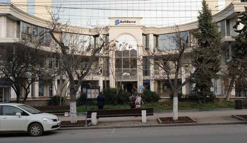 ForPost - Новости : В центре Севастополя стоит что-то непонятное