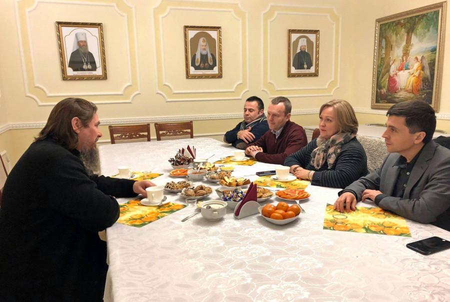 ForPost - Новости : Прихожанам храма на Херсонесе выдадут «паспорта православных»