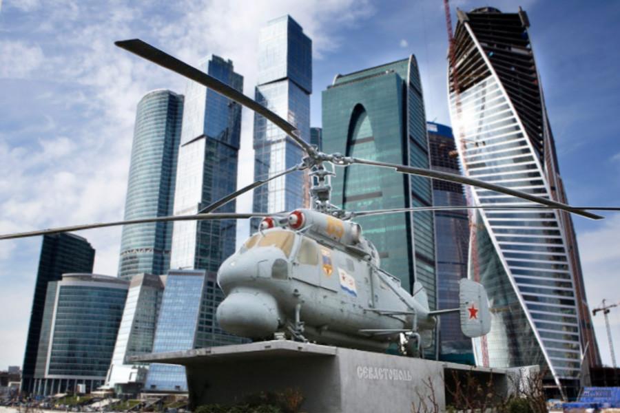 ForPost - Новости : На месте вертолётного завода в Севастополе построят элитное жильё
