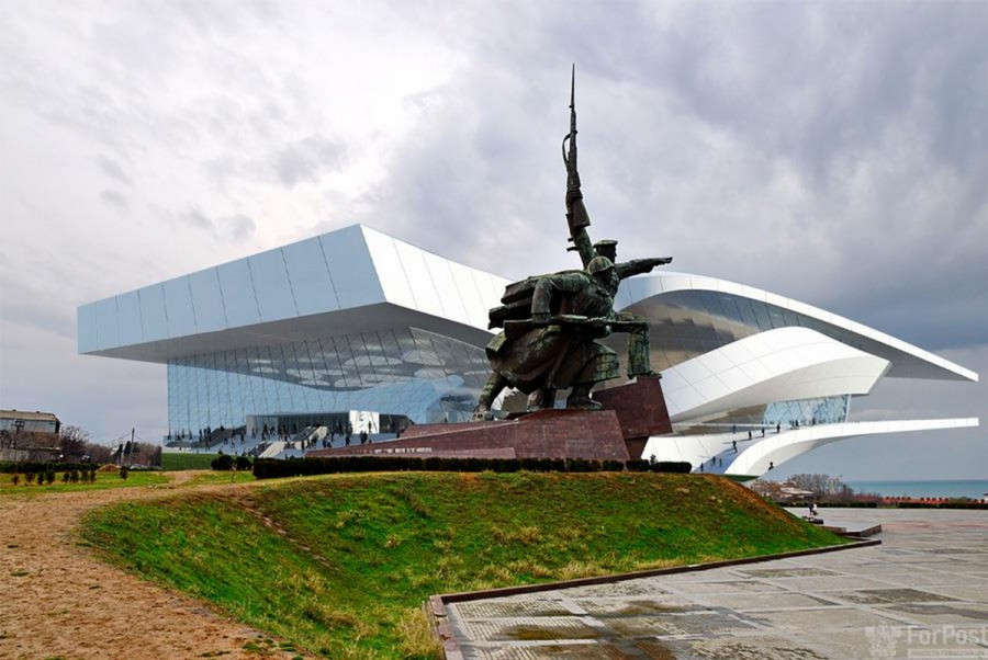 ForPost - Новости : Проект парка на мысе Хрустальном представят севастопольцам