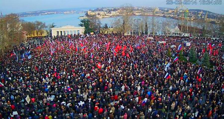 ForPost - Новости : В Севастополе обсудили Русскую весну в большой русской истории