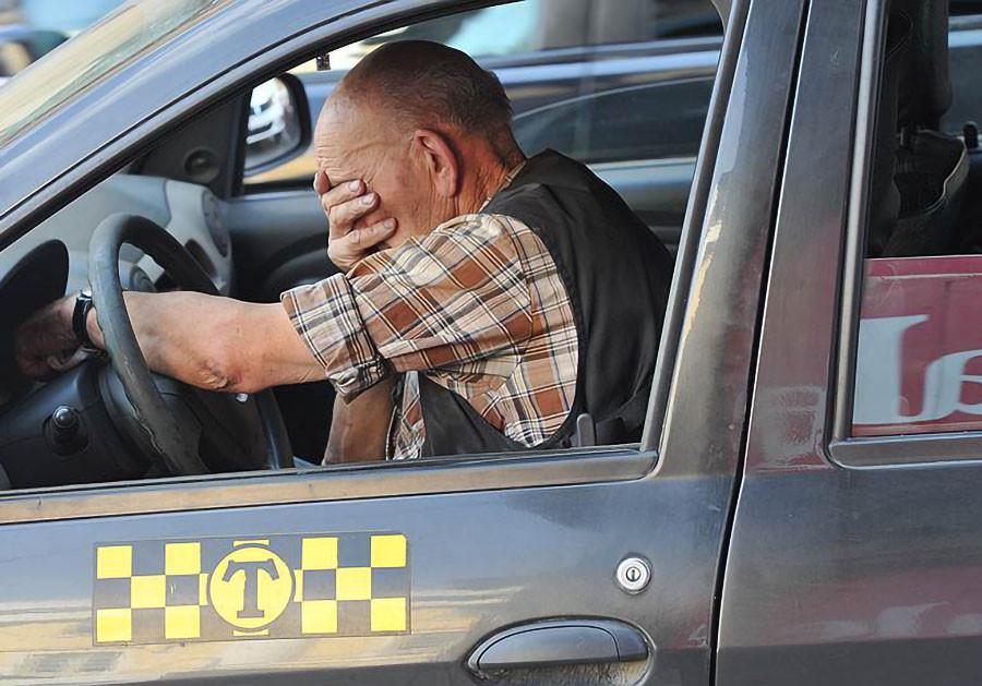 Fake Taxi», или как в Севастополе обокрали клиента   ForPost