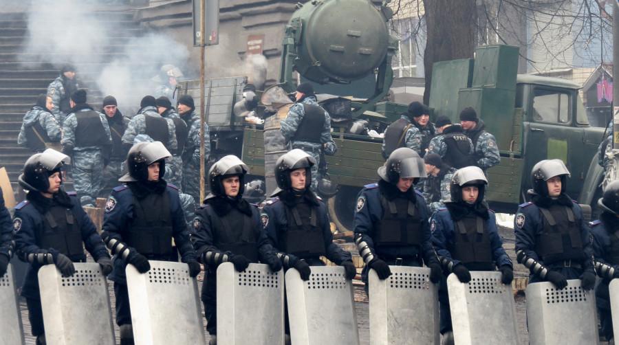 ForPost - Новости : Киевский майдан глазами севастопольского «Беркута»