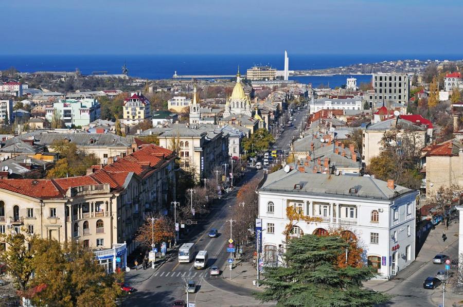 ForPost - Новости : Главную улицу Севастополя перестроят москвичи