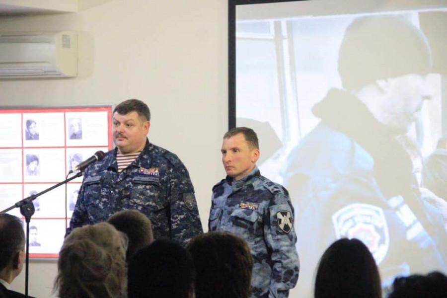ForPost - Новости : Сергей Колбин: Севастопольцы стоят насмерть
