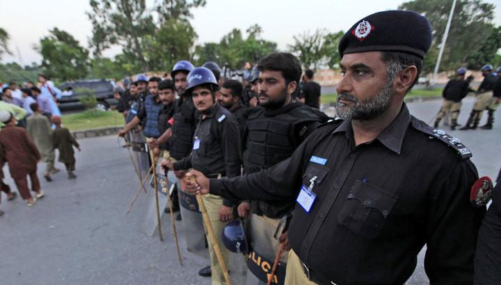 ForPost - Новости : Пакистан ответно отбомбился по территории Индии