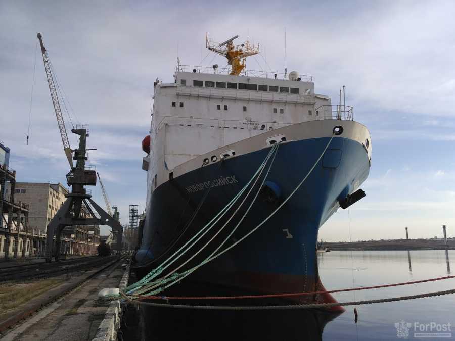 ForPost - Новости : Как Севастопольский морской порт будут выводить из кризиса