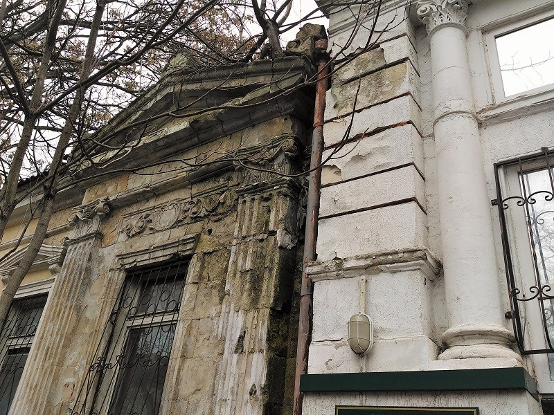 ForPost - Новости : В Севастополе хотят штрафовать тех, кто не вышел фасадом